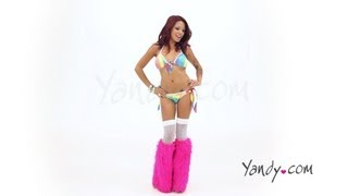 Yandy.com & Jeri Lee  - Rave Outfits, Rave Dancing, GoGo Dancer