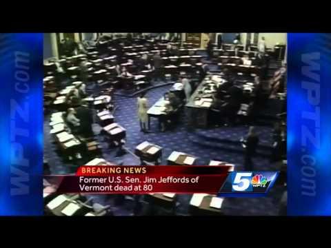 Former U.S. Vt. Senator Jim Jeffords dead at 80
