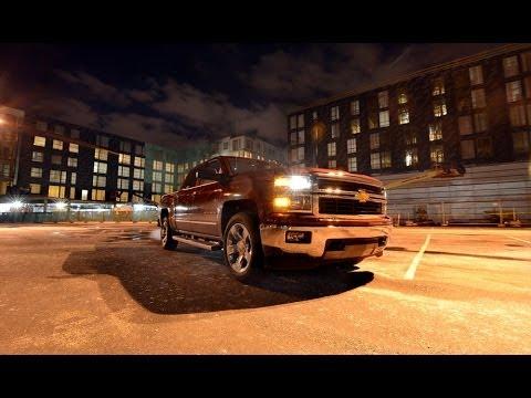 2014 Chevy Silverado 4x4 test drive