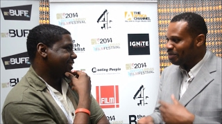 "Emmanuel Anyiam-Osigwe Talks About ""The British Urban Film Festival 2014"""