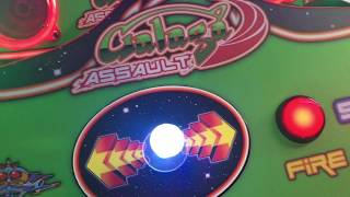 Galaga Assault Arcade Review and Hack