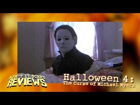 Ain't It Scary Reviews - Halloween 4 video