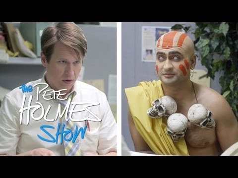 Street Fighter Red Tape: Dhalsim