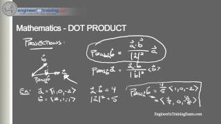 Download Lagu Dot Product -- Fundamentals of Engineering FE EIT Exam Review Gratis STAFABAND