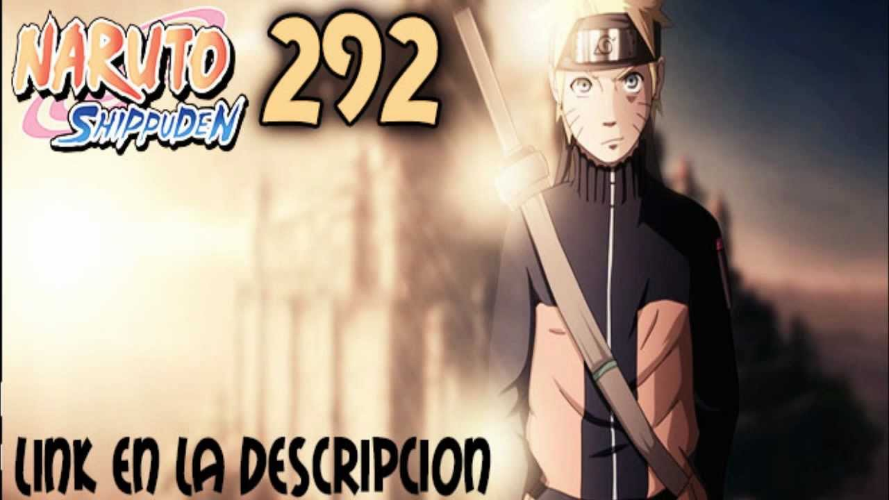 Naruto shippuden 299 sub espa ol 1 2 hq youtube - Naruto shippuden 299 ...