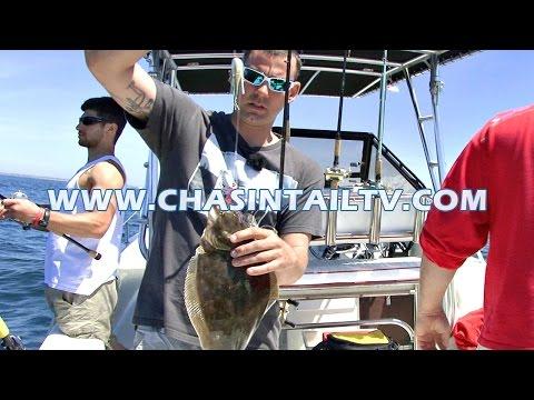 Spring Tips for Ocean Fluke   Chasin' Tail TV