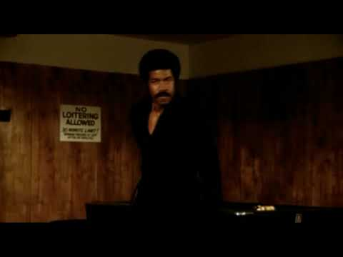 Nunchaku fight scene from the new movie Black Dynamite, a clever homage to 70's blaxploitation movies. Black Dynamite fights some hoods in the Hip Pocket poo...