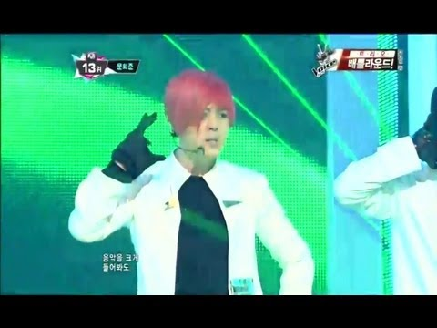 엠카운트다운 - 문희준_I'M NOT OK (I'M NOT OK by Moon Hee Jun@Mcountdown 2013.1.24)