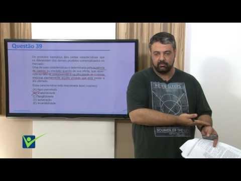 Correção - Banco do Brasil 2014 - CESGRANRIO - Técnicas de Vendas - Wendell Leo