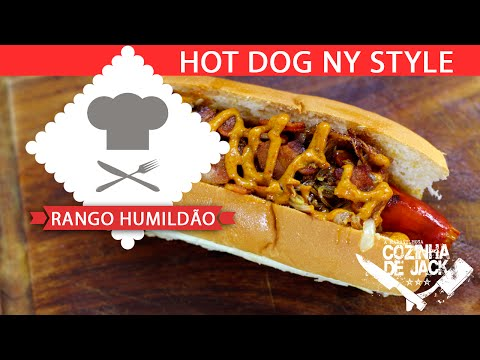 Hot Dog New York Style | Rango Humildão S02E05