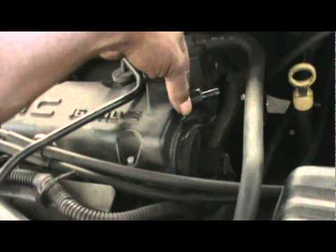 replacing pcv valve youtube
