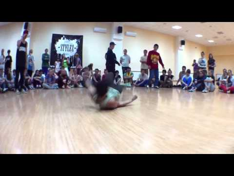Stylez Day 5 Selection video
