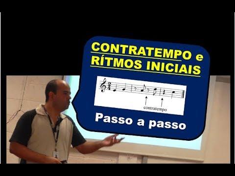 Contratempo e Ritmos Iniciais - CCB Teoria Musical