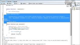 Curso de PHP y PostGreSQL