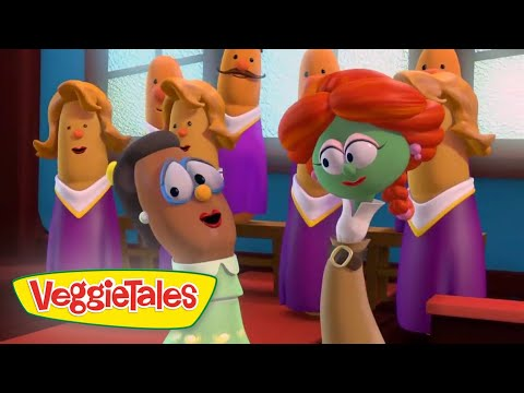 'Twas the Night Before Easter' Trailer | VeggieTales