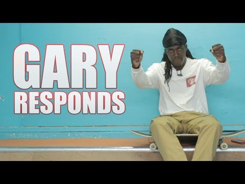 Gary Responds To Your SKATELINE Comments Ep. 288 - Kader Sylla Pro Part, Jamie Foy Game Of SKATE