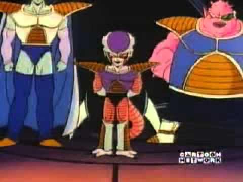 Dragon Ball  Morte do Rei Vegeta Dublado.flv