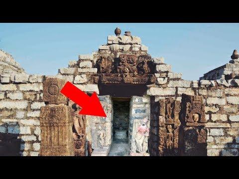History चैनल भी इस मंदिर को देखकर हैरान है | India's Ancient and Mysterious Temple