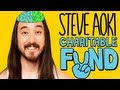 Support Brain Research! (Steve Aoki Charitable Fund) - Aokify America Tour