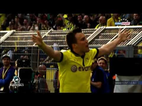 Bayern 2 vs 1 Dortmund Champions League Winner 2013