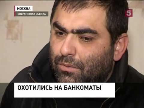 Ограбление снимала скрытая камера (17.12.2012)