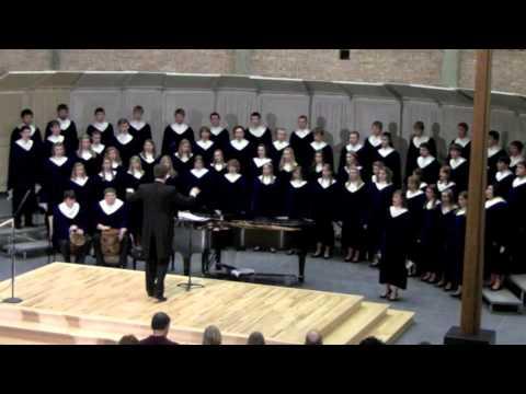 Nordic Choir - Sinner Man - arr. Howard Roberts