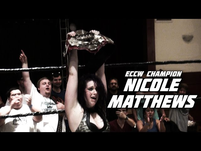 ECCW Presents: QUEST FOR GOLD - September 13th, 2014