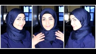 My Actual Daily Hijab Tutorial