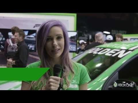 Xbox Australia EB Games Expo 2013 Wrap Video - Forza 5 (G)