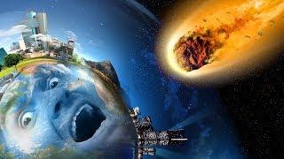 УСПЕТЬ ЗА 60 СЕКУНД! ВСЕ КОНЦОВКИ! ► Meteor 60 Seconds   Взрыв мозга