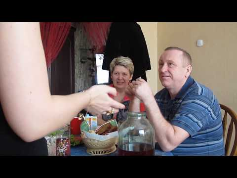 Шандарахнутые - подарок отцу к выходу на пенсию