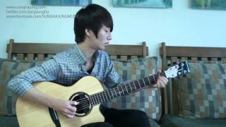 (Ray Charles)Hit The Road Jack - Sungha Jung (2nd time)