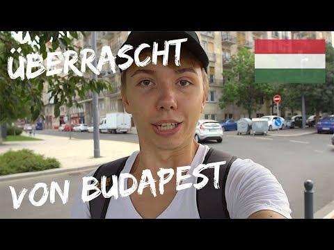 MEINE WELTREISE GEHT WEITER! | Budapest, Ungarn | BACKPACKING WELTREISE 044
