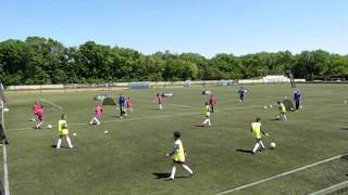 Coerver Training Method