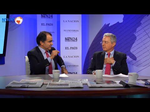 Uribe anuncia cómo iría a Cuba y Venezuela