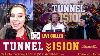 Tunnel Vision - USC mid-Spring Report