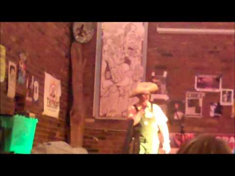 "Cooyon Duhon performs at ""The Shed"" in Scott, Louisiana.wmv"