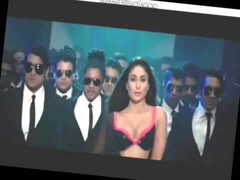 Hot Bollywood Actress Kareena Kapoor Hot Cleavage Compilatio video