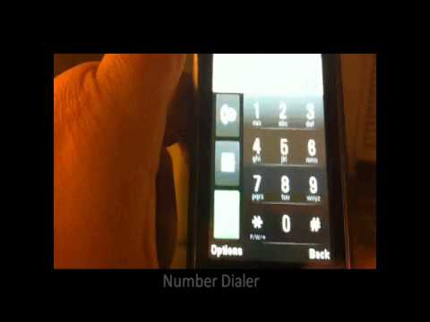 Tracfone & Net10 Motorola EX124g Demo