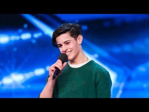 TOP 5 Most Handsome Men Britain's Got Talent
