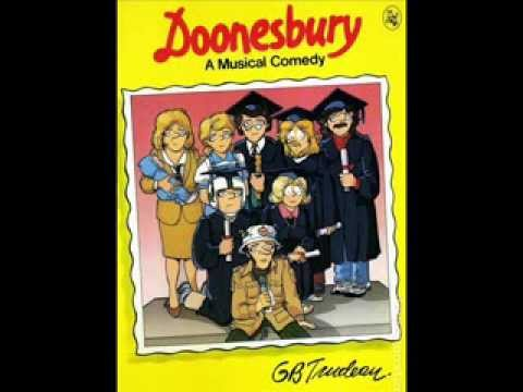 Doonesbury: A Musical Comedy - Track 14: Just One Night (Reprise)