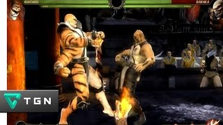 Mortal Kombat (2011) - Playable bosses [DOWNLOAD LINK]