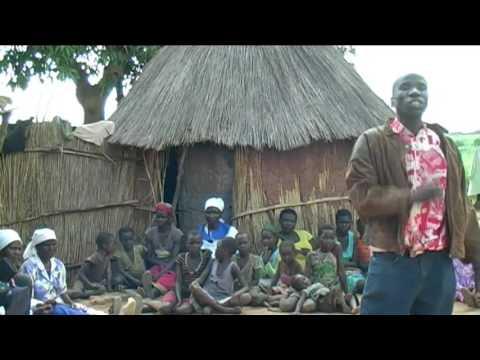 LUCKY CHIKUWA & THE Z.C.C MBUNGO STARS zvainge zvakaoma (OFFICIAL VIDEO)