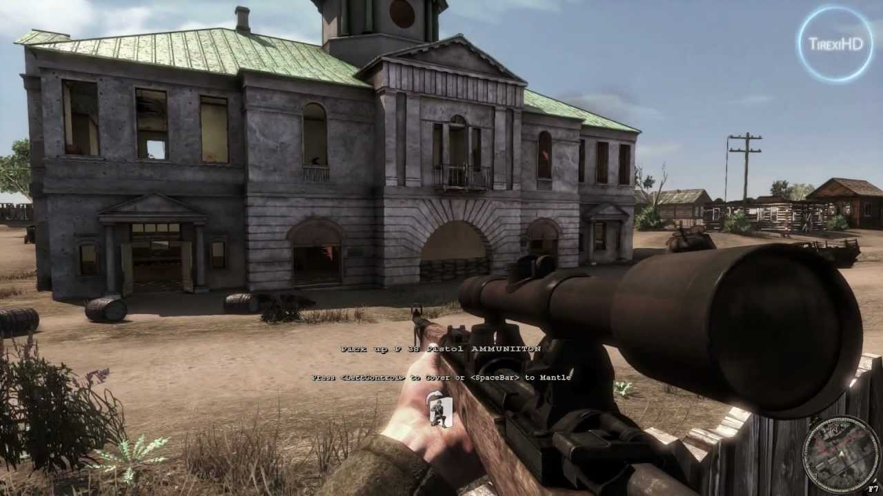 Red Orchestra 2 Heroes Of Stalingrad Hd Gameplay Youtube