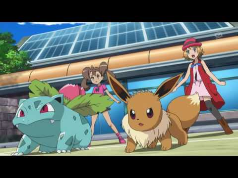 pokemon xy Getta Ban Ban Full hd