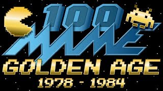 TOP 100 MAME GAMES - GOLDEN AGE (1978-1984)