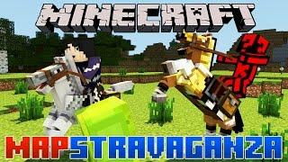 Minecraft Mapstravaganza! Clay Randomness, Prop Hunt and Fatal Error!