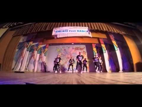 Trouble Crew   Galatz Fest Dance   24 octombrie 2015
