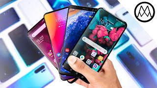 Top 15 BEST Smartphones of 2019 (Under $500).