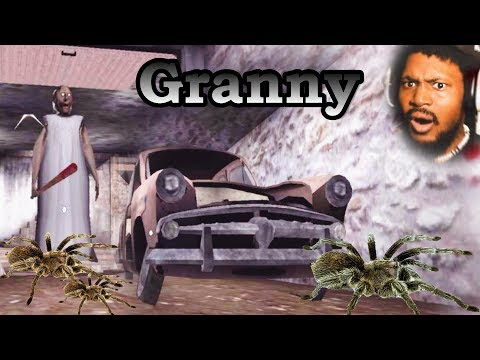 WARNING: IF YOU DON'T LIKE SPIDERS, THIS AIN'T IT CHIEF | Granny (NEW Update)